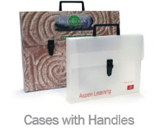Polypropylene Cases with Handles