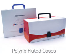 Polyrib Fluted Polypropylene Cases