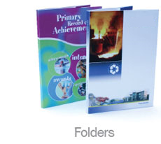 Polypropylene Folders